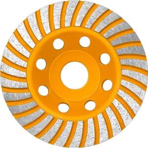 Diamond Cup Wheels Double Row Segmented
