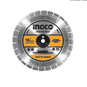 Diamond disc for asphalt cutting Laser welded rim