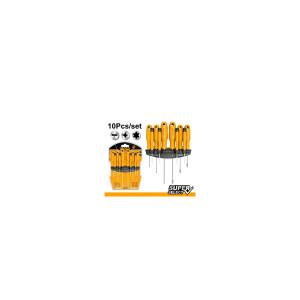 10 Pcs screwdriver and precision screwdriver set